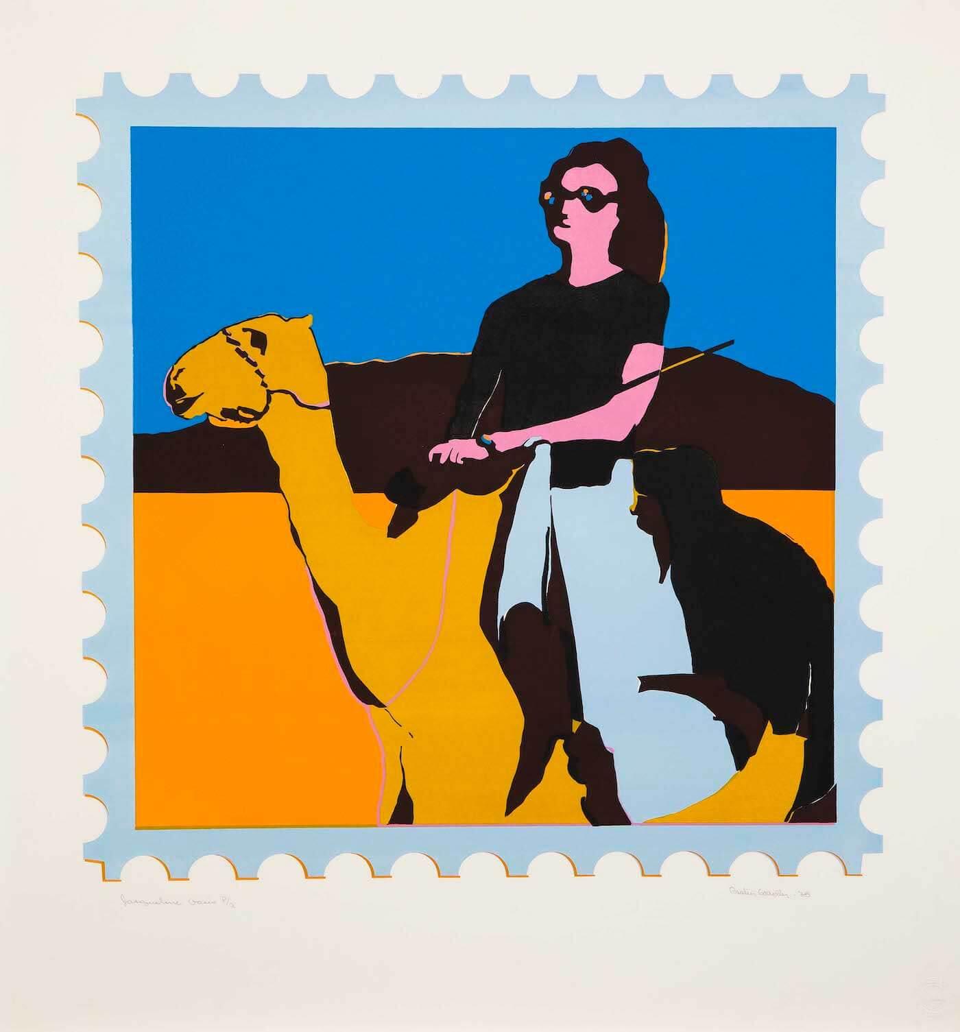Jackeline Oasis, 1975