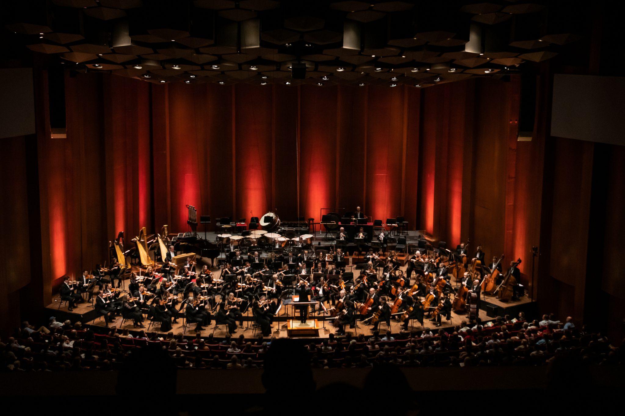 Houston Symphony generic, photo by Jeff Fitlow